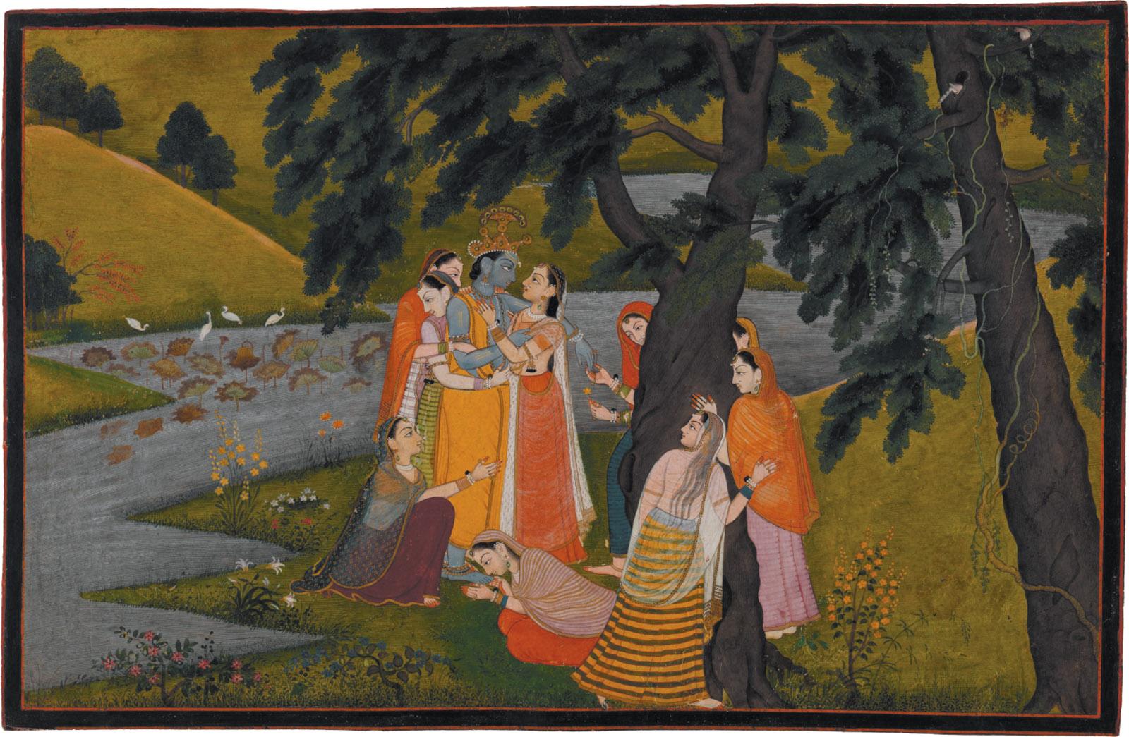 Indian Miniature Paintings