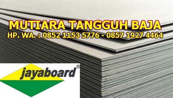 Distributor Gypsum Jayaboard Jakarta Termurah