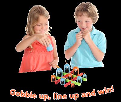 Gobblet Gobblers games