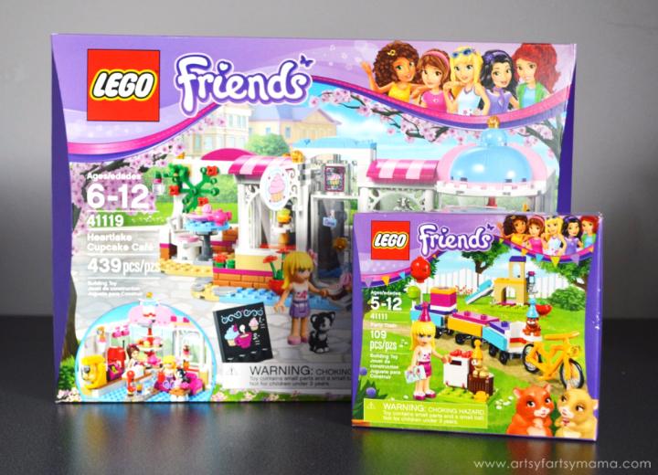lego friends party ideas artsy fartsy