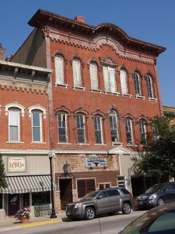 Walkabout With Wheels Blog Walking Around Tipton Iowa