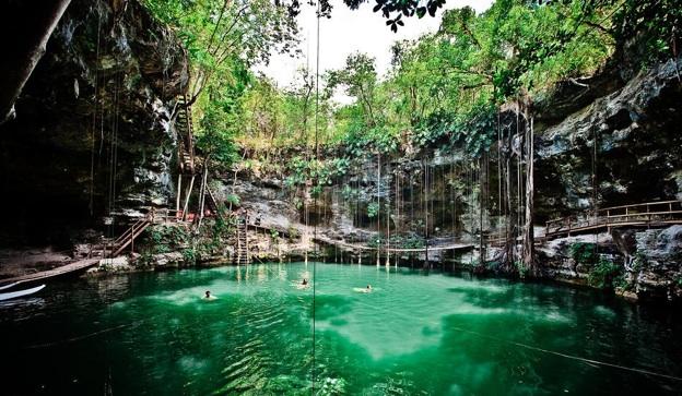 lugares turísticos de Yucatán