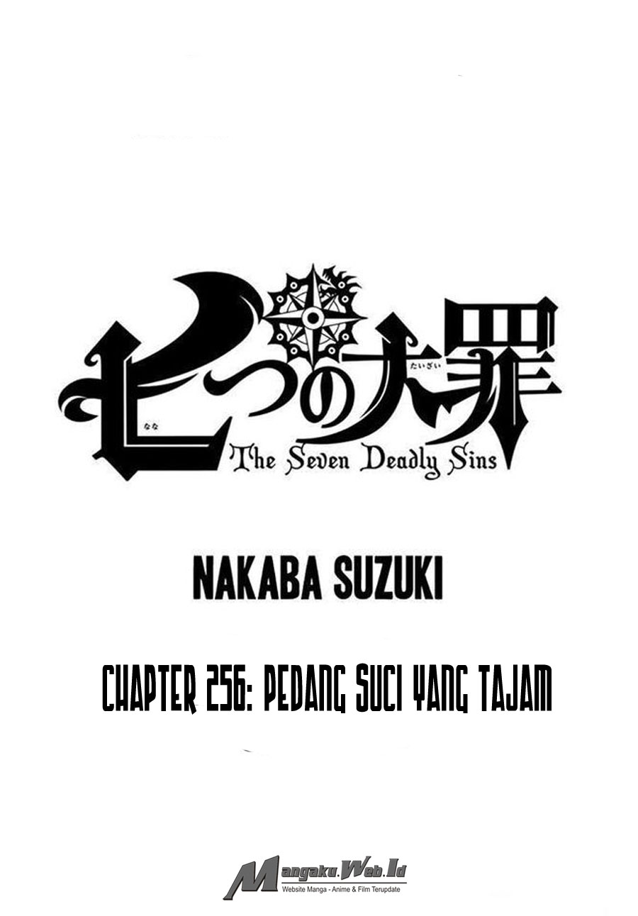 Nanatsu No Taizai: Chapter 256 - Page 2