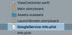 GoogleService-Info.plist'