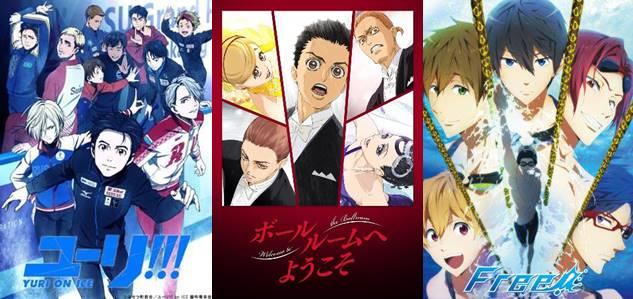 rekomendasi Anime olahraga Terbaik