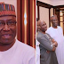 Eeyah! Read How Boss Mustapha Got To Know About His Appointment As SGF