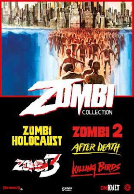 Zombi Collection (Kultvideo)