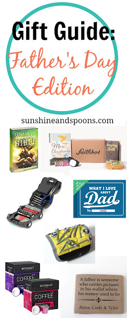 Gift Guide - Father's Day Edition