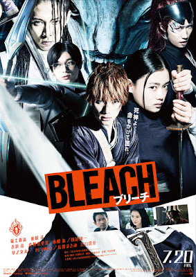 Bleach Live Action (2018) Subtitle Indonesia [Jaburanime]