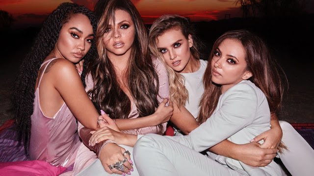 Little Mix presentó 'Shout Out To My Ex' en el NRJ Star Night 2016