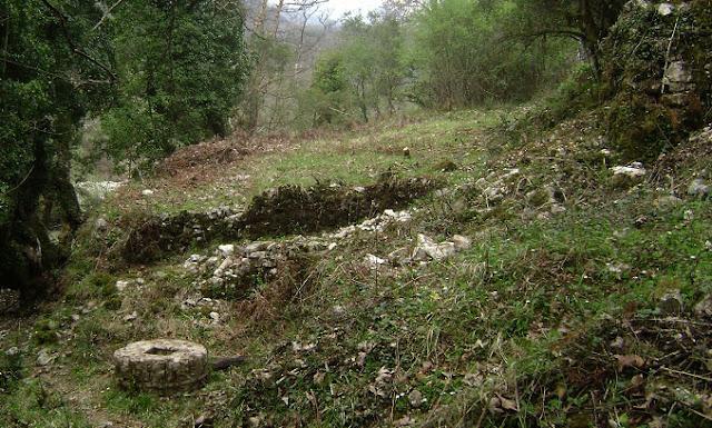 Οι ερειπωμένοι νερόμυλοι στη Θεσπρωτία, σημαντικά μνημεία της τοπικής ιστορίας