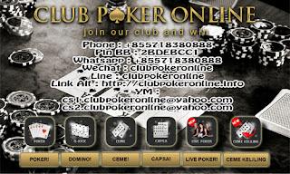 Poker Online Indonesia Terpercaya Terlengkap Terbaik