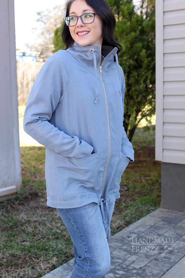 Joy Jacket Pattern // Sewing For Women