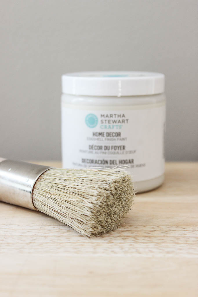 chalk paint brush