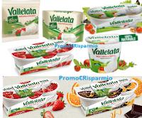 Logo Vallelata: buoni sconto da stampare! Scopri la novità Ricottine Fresche Dolci