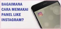 Cara Menggunakan Panel Like Instagram M34L