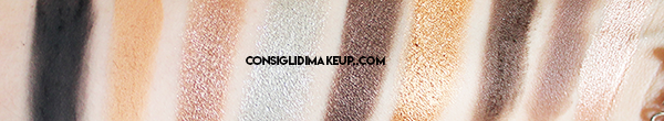 Huda Beauty Smokey Obsession swatch