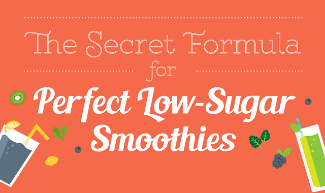 The Secret Formula for Perfect Low Sugar Smoothies
