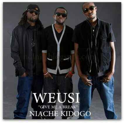 Download Mp3   Weusi (Nikki Wa Pili ft G Nako & Joh Makini - Niache Kidogo