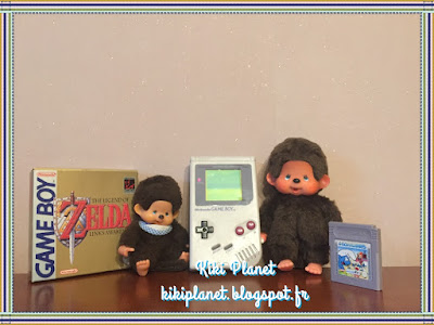 kiki, ajena, nintendo, gameboy, game and watch, consoles de jeu, vintage, shtroumpf, safe buster, pokemon, donkey kong, tetris