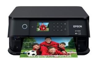 Epson Expression Premium XP-6000 Driver