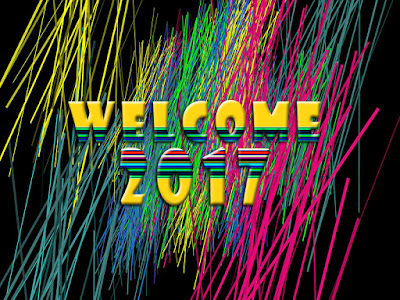 Download Welcome 2017 Wallpapers Free