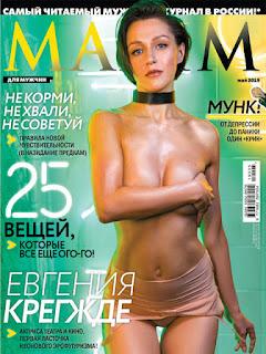 Maxim Rusia – Mayo 2019