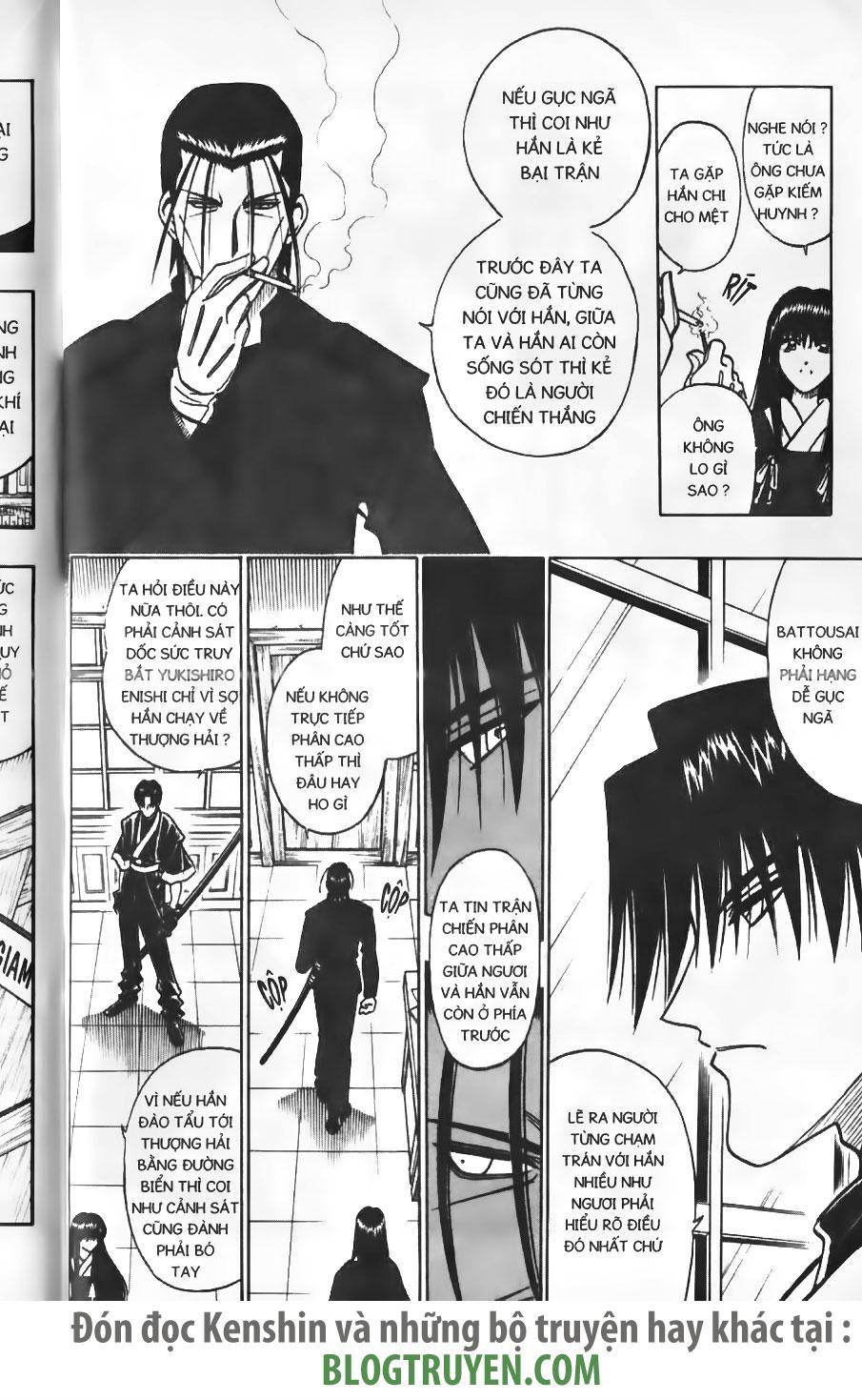 Rurouni Kenshin chap 213 trang 16