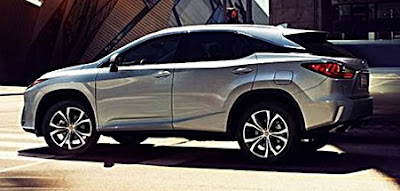 2018 Lexus RX 350 Redesign and Price