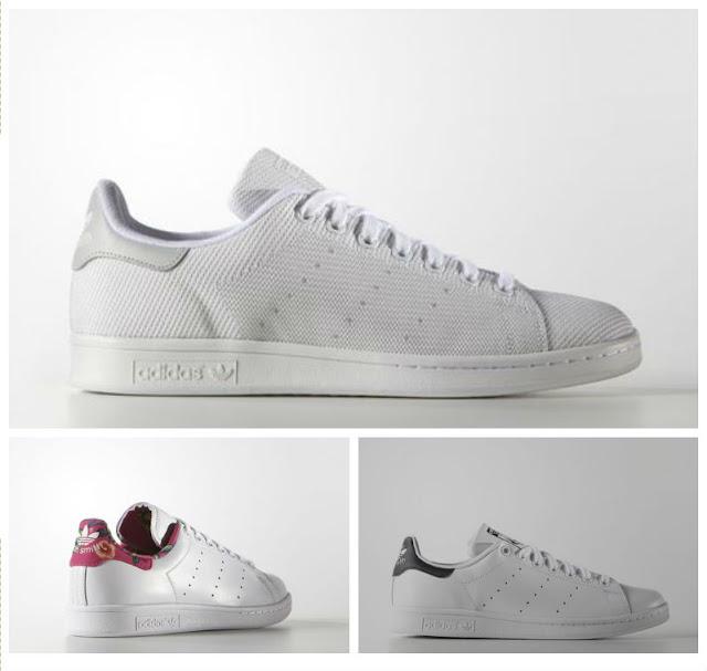 adidas stan smith all-white branco preço