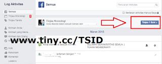 Membatasi Penandaan di Facebook 4