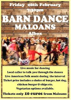 Barn Dance Maloans