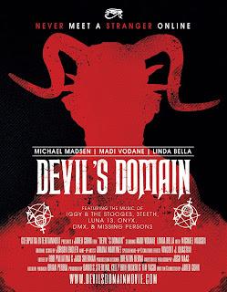 Devil's Domain (2016) ταινιες online seires xrysoi greek subs