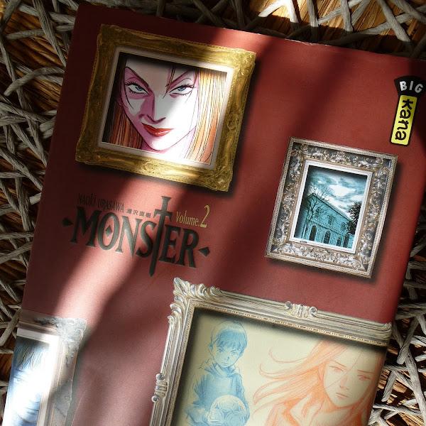 Monster de Naoki Urasawa, volume 2 (regroupant tomes 3 et 4)