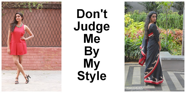 #DontJudgeMeByMyStyle- A Women's day Special image