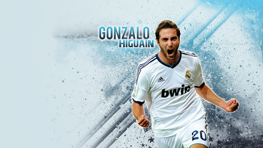 Gonzalo Higuain Wallpaper HD