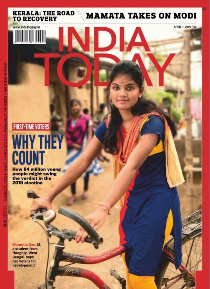 India Today Magazine April 2019 PDF Download