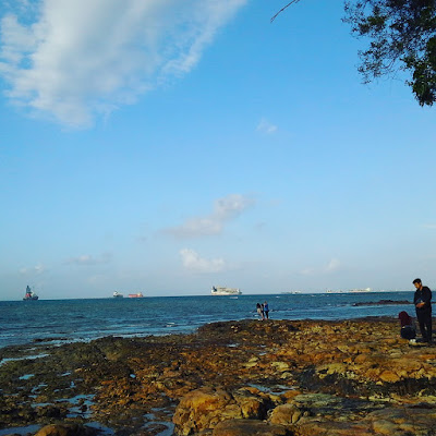 Pantai Tanjung Pinggir Sekupang