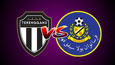 Live Streaming Terengganu vs Pahang Piala FA Malaysia 1.5.2019