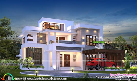 2873 sq-ft 4 BHK house with cost of ₹60 lakhs