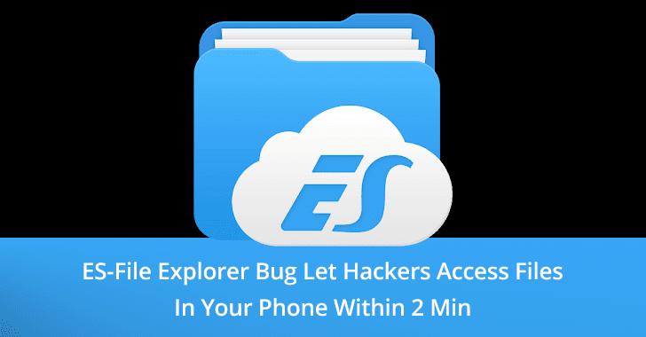 ES-File Explorer
