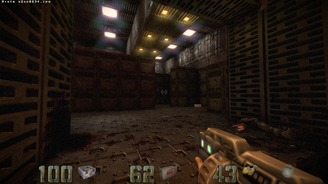 Download Quake 2 PC Gameplay