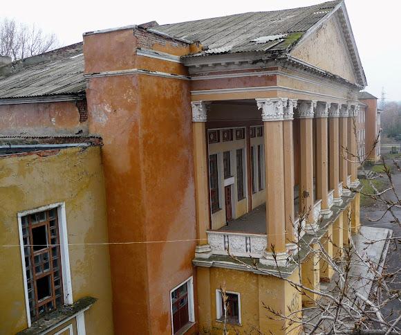 Костянтинівка. Палац культури хіміків