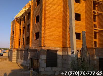 Строительство деревянных домов смета