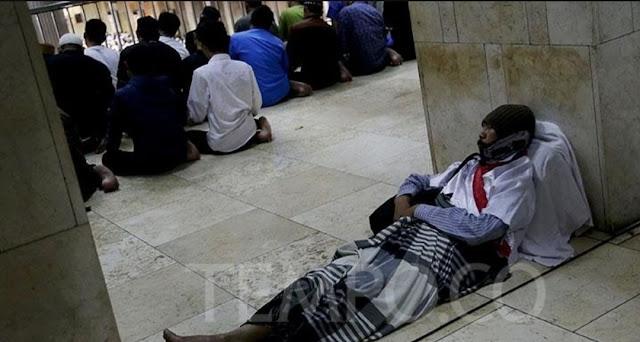 NU DKI Larang Massa Ifthor Akbar 212 Menginap di Masjid NU