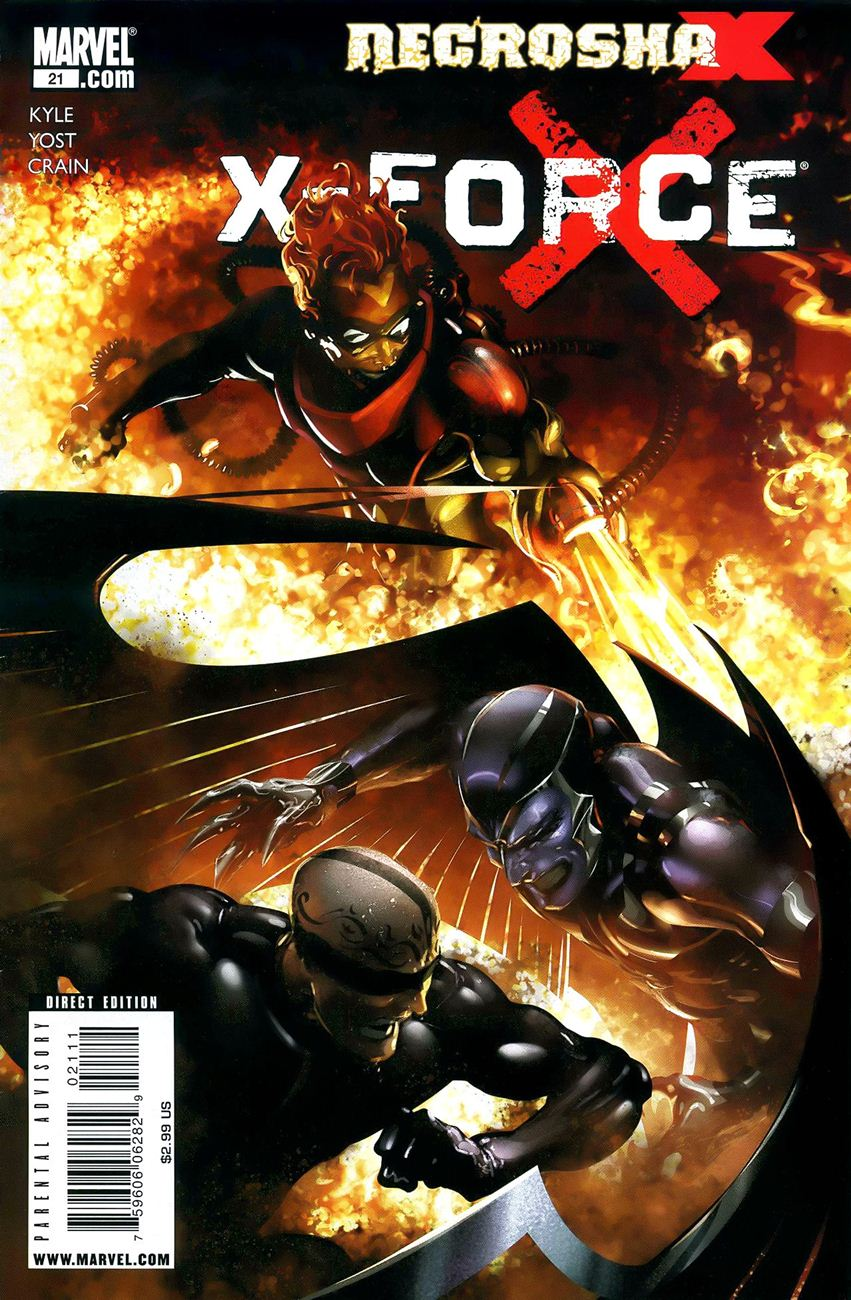 X-Men Necrosha chap 3 trang 1