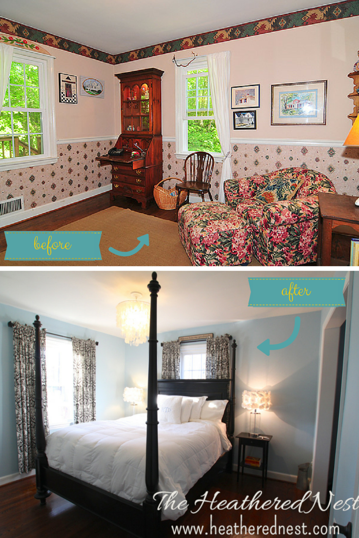 Master Bedroom Makeover After: The Master In Our Domain