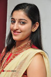 Actress Mouryani Pictures at Ardhanari Success Meet  0033