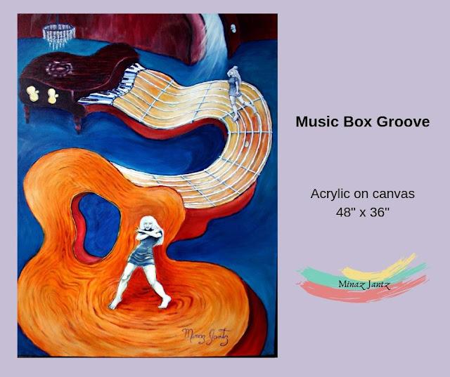 Music Box Groove by Minaz Jantz