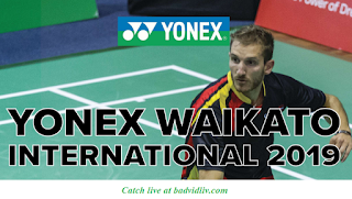 Waikato International 2019